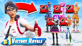FORTNITE DEAL or NO DEAL *NEW* Game Mode in Fortnite Battle Royale