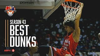 PBA 2018 Best of Dunks