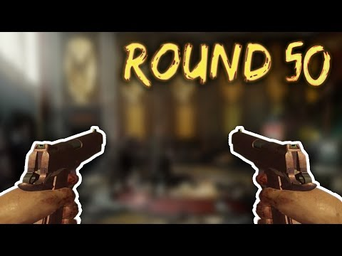 Mustang And Sally M1911 Starting Pistol Gameplay In Black Ops 3