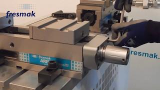 Montage und Demontage der mechanischen Spindel im ARNOLD MAT