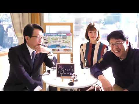 平将明の月曜カフェスタトーク200回記念PR動画