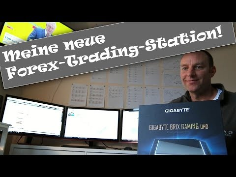 Trading-PC vs. Gaming-PC: Meine neue Forex-Trading-Station