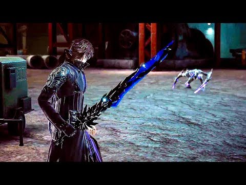 Lost Soul Aside Gameplay Trailer