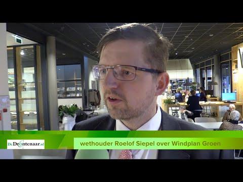 Inloop over Windplan Groen in Biddinghuizen