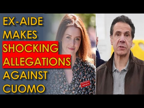 Lindsey Boylan Accuses Andrew Cuomo with SHOCKING Allegations; Cuomo MUST Resign