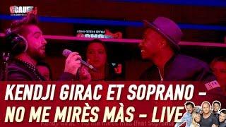 Kendji Girac et Soprano - No me mirès màs - Live - C'Cauet sur NRJ