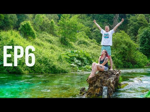 Hot Springs, Off-Roading & The 'BLUE EYE' (MAYhem '19 - Ep6)