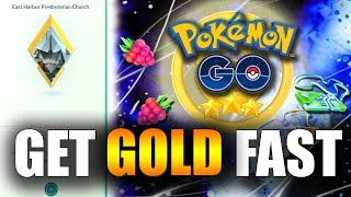 Download Youtube: THE FASTEST WAY TO GET A GOLD GYM IN POKEMON GO! REMOTE FEED BERRIES! Pokemon Go Gen 2 EP43