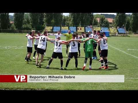Sportul Câmpina a promovat în Superliga B