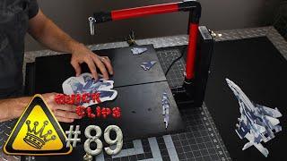 """QC#89 - The """"Styro-Slicer"""""""