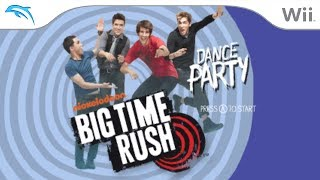 Big Time Rush: Dance Party   Dolphin Emulator 5.0-8783 [1080p HD]   Nintendo Wii