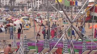 preview picture of video 'AGADIR PLAGE'