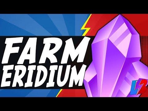 Borderlands 3 HOW TO FARM ERIDIUM - Easy Eridium Farming Guide