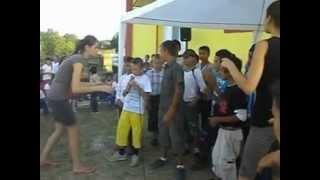 Scoala de vara 2012 (impreuna cu Fundatia de Sprijin Comunitar Bacau)