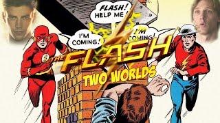 Флэш двух миров [Комикс] / DC Comics