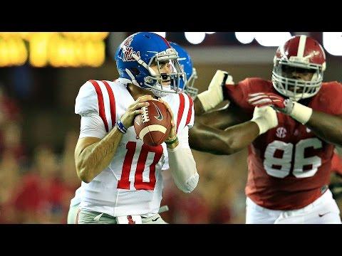 Ole Miss' Crazy Touchdown Play vs. Alabama | CampusInsiders