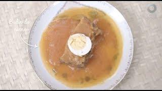Tu cocina - Budín de carne