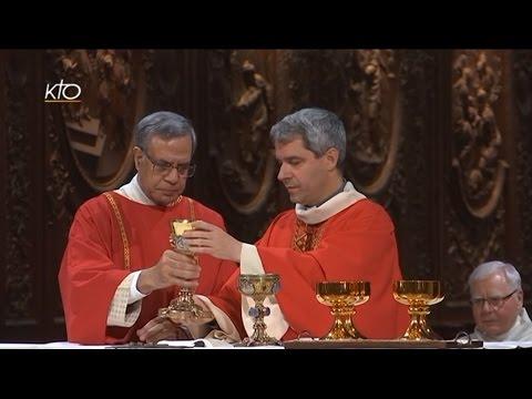 Messe du 15 mai 2016