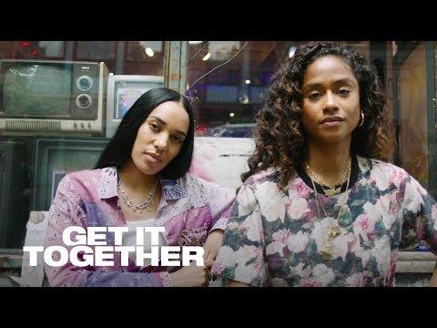 Vashtie & Aleali May Talk Their Air Jordan Collabs & Being Women in Streetwear   Get It Together