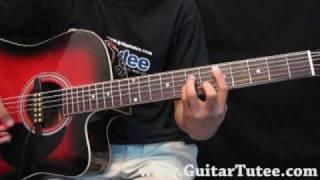Mario - How Do I Breathe, by www.GuitarTutee.com