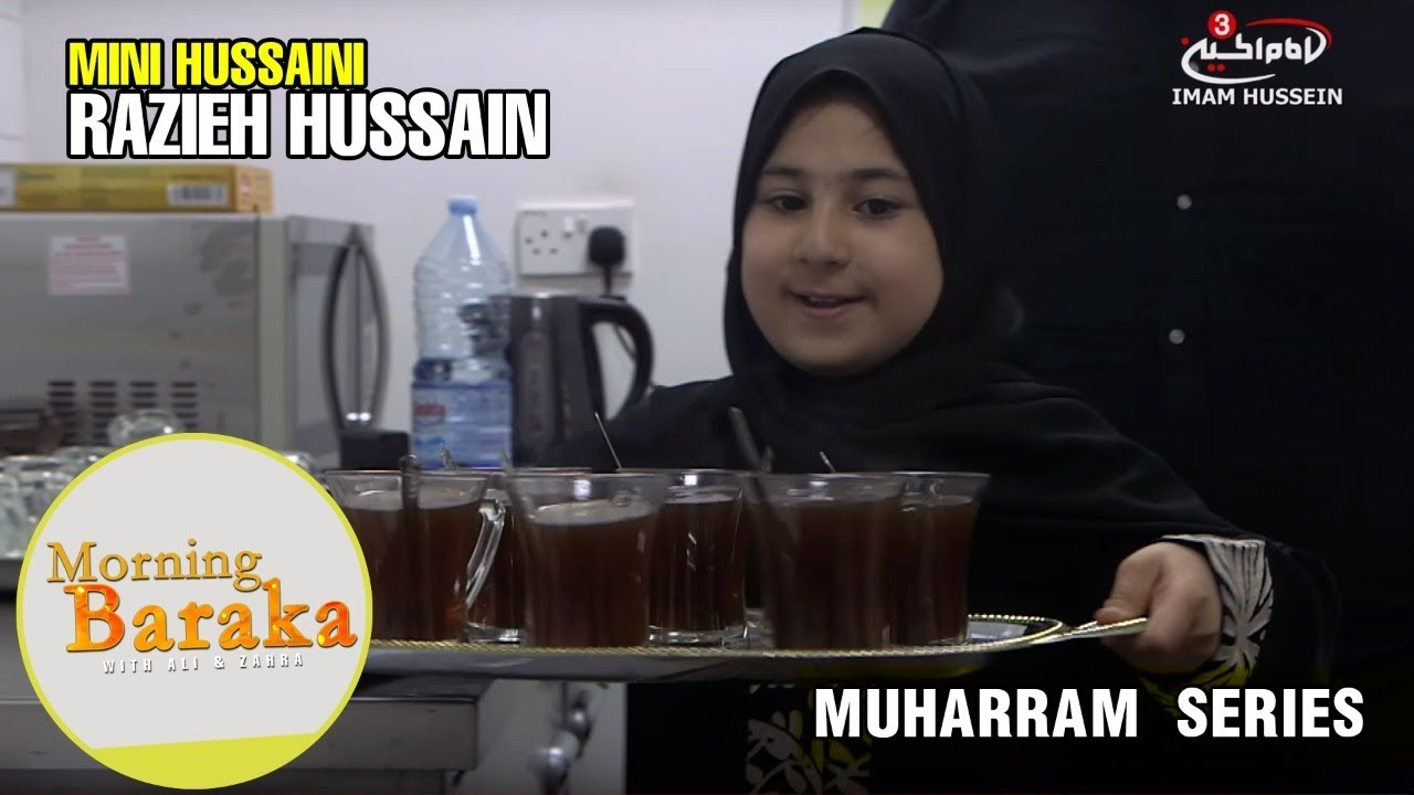 Razieh spends a day in the tea room | Episode 2