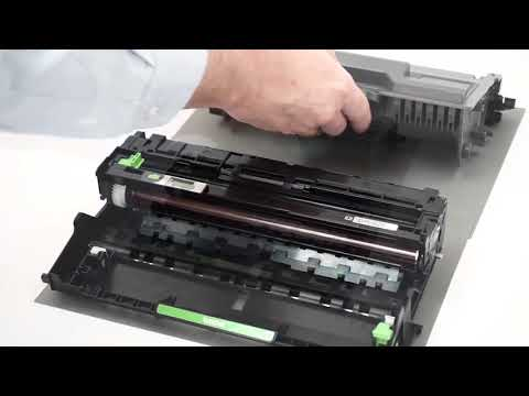 Video hướng dẫn xử lý kẹt giấy Máy in Brother HL L5100dn