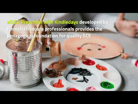 eSISU FInnish Preschool : 100% Online preschool during lockdown ...
