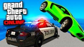 POLICIAS vs LADRONES - GTA 5 ONLINE