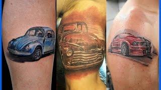 Best Car Tattoos Video