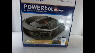 Unboxing & Reviewing Samsung POWERbot R7065 Robot Vacuum