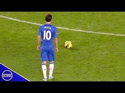 When Juan Mata Produced Magic At Chelsea