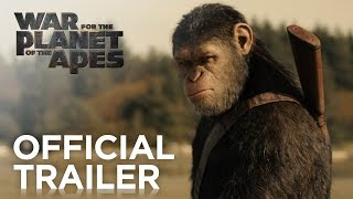 Trailer of War for the Planet of the Apes (2017)