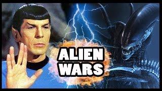 SPOCK vs. XENOMORPH - Alien Wars!