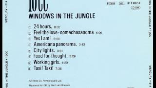 10CC - WINDOWS IN THE JUNGLE