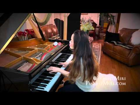 Fifth Harmony - Work from Home ft. Ty Dolla $ign | Piano Cover by Pianistmiri 이미리