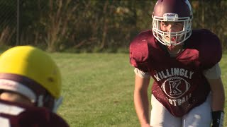 Ben Jax is ready to help Killingly any way he can