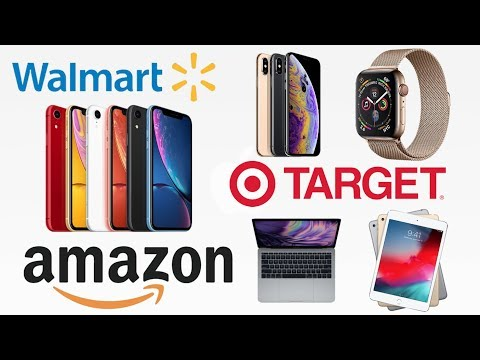 Best Apple Black Friday Deals - iPhone XR, XS, XS MAX, MacBooks, Watch Series 4, & iPads