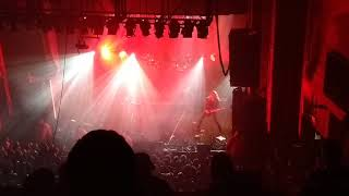 Arch Enemy - Bloodstained Cross (live @ Sunshine Theater Albuquerque, NM 12.02.17)