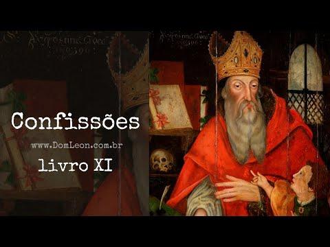 AudioBook: Confissões, Santo Agostinho de Hipona. Livro XI