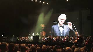 Andrea Bocelli  & Matteo Bocelli   Fall On Me (Ireland 2018)