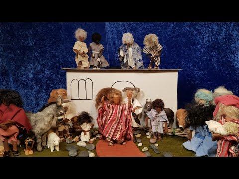 Kinderkirche aus der Kiste: Jesus und der Gelähmte