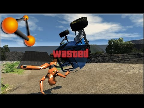 BeamNG Drive Wasted #1