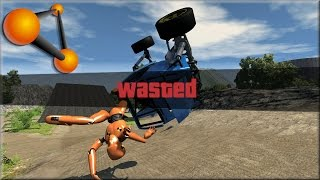 BeamNG Drive Wasted