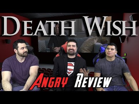 Death Wish Angry Movie Review