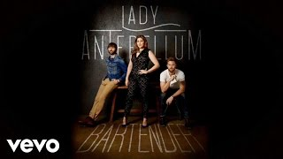 Lady Antebellum - Bartender (Lyric Video)