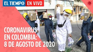 Coronavirus En Colombia: El País Reporta Más De 200.000 Recuperados. #LiveET