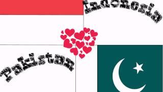 I?am Indonesian And I Love Pakistan #picsart