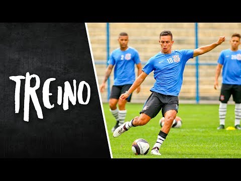 Partiu Araraquara! Último treino do Sub-20 em São Paulo