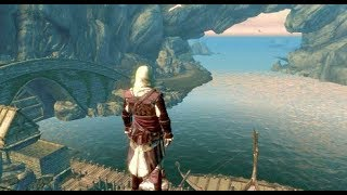 Skyrim Assassin's Creed 4 Edward Kenway Outfit and Gun Showcase!