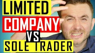 Limited Company Or Sole Trader - Starting A Business (UK) - Ltd Vs Sole Trader